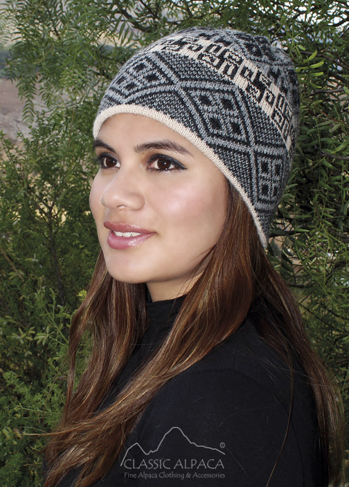 Preview Reversible Nazca Knit Hat